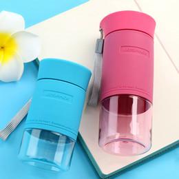 $enCountryForm.capitalKeyWord NZ - UZSPACE Creative Sports Water Bottles MINI Cute Fashion Tritan Plastic Drinkware Handy bottle My drink bottle 200 300ml BPA Free