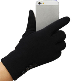 Chinese  Vestido 2017 Fashion Gloves Female womens Touch Screen Winter Outdoor Sport Warm Guantes mujer cheap Wholesale manufacturers
