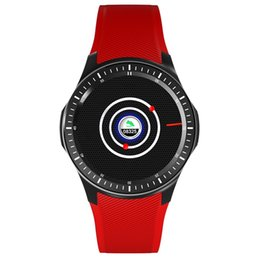 Quad Band Smart Watch Australia - DM368 Quad Core 1.39 Inch Screen Display Smart Watch Wireless Heart Rate Monitor Bluetooth 4.0 3G Phone Wrist Band 2018 New