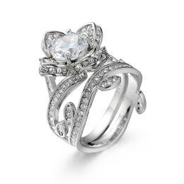 $enCountryForm.capitalKeyWord Australia - Wish sell fast, creative wedding, ladies, zircon ring manufacturers, Europe and America decorated a custom-made hand