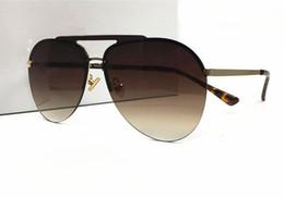 men star brand 2019 - Italy Hot Brand Oversized Medusa Cool Sunglasses Super Star Eyewear Metal Frame Sun Glasses 100% UV Protection For Men W