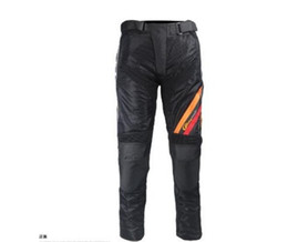 pants motorcycle cross Canada - Riding Tribe Summer Motorcycle riding pants cross-race car pants breathable mesh wear and drop-resistant biker