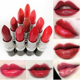 $enCountryForm.capitalKeyWord UK - free shipping! Brand M@C 24 colors Matte lipstick have English name(24pcs lots)
