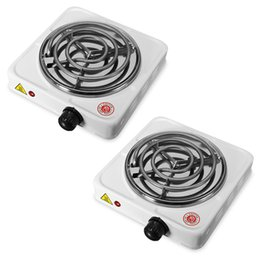 $enCountryForm.capitalKeyWord NZ - Outdoor 1000W Electric Stove Hot Plate Burner Travel Cooking Appliances Portable Warmer Tea Coffee Heater for2-3 person