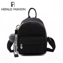 Herald Fashion Women Cute Backpack For Teenagers Children Mini Back Pack  Kawaii Girls Kids Small Backpacks Feminine Packbags 776fc78aa8