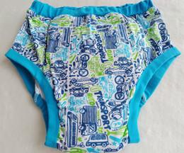 Тренировочные брюки с набивным рисунком / abdl Cloth Diaper / Любитель детских подгузников для взрослых / Трусы