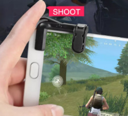 Discount games controllers - Hot Smartphone Mobile Games Triggers L1R1 Shooter Controller Removes Survival Rules Mobile Games Fire Button Aiming Pads