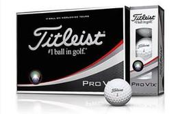 Neue dhl golf PRO v1 v1x golfbälle club clubs ein dutzend = eine box = golf 12 bälle. im Angebot