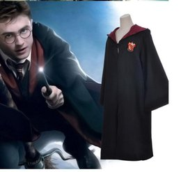 $enCountryForm.capitalKeyWord Australia - 2018 New Harry potter robes harry cape gryffindor COS clothing uniforms magic clothes four-color optional free shipping