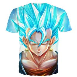 Cartoon 3d t shirts online shopping - Summer Male Women Dragon Ball T Shirt Naruto d T Shirt Cartoon Anime Dragon Ball Print Short Sleeves T Shirt New
