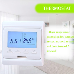 Temperature Switches Thermostats NZ - thermometer Heating Thermostat Panel Intelligent Temperature Control Switch Overheat Protection Keypad Lock Controller E51