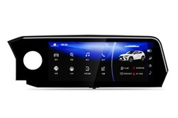 $enCountryForm.capitalKeyWord NZ - 10.25 12.3 inch android 7.1 car stereo multimedia player navi system HD touch screen with easy connection Bluetooth Radio for lexus es