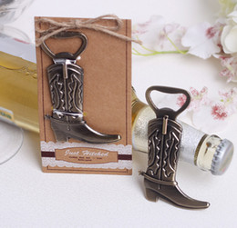 """$enCountryForm.capitalKeyWord UK - """"Just Hitched"""" Wedding Favor Gift and Giveaways for Guest Boots Bottle Opener Wedding Favours Bridal Shower Gift Box Fast Ship"""