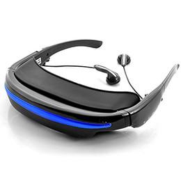 52 Zoll Breitbild-Display für Unisex Virtual Private Theater Brille Heißer Verkauf Entertainment Tool Home Supplies Freies Verschiffen im Angebot