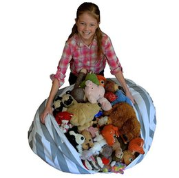 $enCountryForm.capitalKeyWord UK - Toy Storage Beanbag Plush Toys Bean bags Stuffed Animal Plush Toy Storage Bags Stuffed Chair Room Mats 43 Designs YW327-2