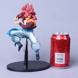 China Anime Model Dragon Ball Z Budokai 7 Winning Special Rewards Gift Super Four Beckett Son Goku Action Figure Collectible Doll Toy 20hl YY suppliers