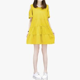 Talla De Vestido Amarillo Grande Online Talla De Vestido Amarillo Grande Online En Venta En Es Dhgate Com