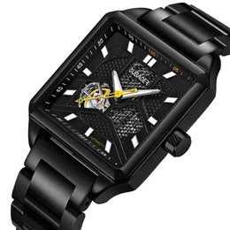 $enCountryForm.capitalKeyWord UK - oubaoer fashion Men trend Hollow waterproof Square Steel strip Simple dial Luxury giftdressFully automatic Mechanical watches