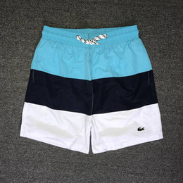 Surfing SportS ShortS online shopping - Brand New crocodile shorts Men s Tiger head Shark apes Shorts crocodilian Mens Summer Beach Surf Swim Sport Swimwear