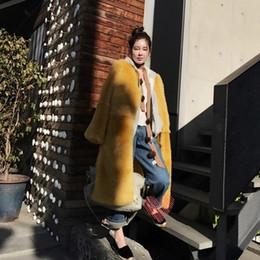$enCountryForm.capitalKeyWord Canada - New Style High-end Fashion Women Faux Fur Coat S9