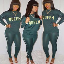 $enCountryForm.capitalKeyWord Canada - Woman Sportswear Sweatshirt + Pants Sweatpants Two-piece Set Women Jogging Sport Suit for Ladies Leisure Tracksuit Sweatsuit