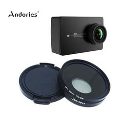 $enCountryForm.capitalKeyWord Australia - Xiaomi Yi action camera 52mm CPL lens Filter Circular Polarizing Filters For Xiaomi yi 4k plus camera Lens Protector