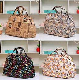 08f048131d 2018 Pas Cher Grande Capacité Femmes Hommes Voyage Sac Handbag Fourre-Tout  Bagages Duffle Bag