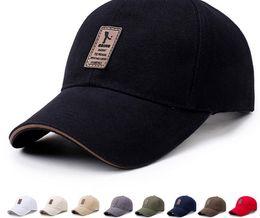Golf hat new online shopping - New Baseball Cap Fashion Men Bone Snapback Hat For Baseball Golf Cap Hat Man Sport EEA226