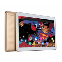 """Tablet Ram UK - 2018 Newest DHL Free 10 inch Tablet PC MTK8752 Octa Core 4GB RAM 32GB ROM Android 7.0 GPS 1280*800 IPS 3G 4G LTE Tablet 10""""+Gift"""