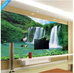 $enCountryForm.capitalKeyWord Australia - free shipping Customized photo wall mural wallpaper Chinese style Landscape painting TV wall background wallpaper for walls 3d home decor