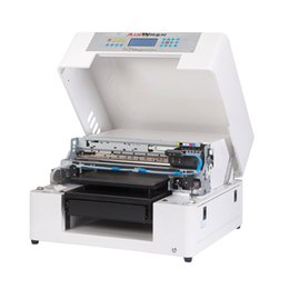 China Color Machine Canada - China Factory 2016 new products Digital Printer 3d effect T shirt Printing Machine for AR-T500 printer