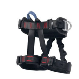 Wall Curtains UK - Golmud For Rescue Rock Climbing Rappelling Curtain wall cleaning Equipment High Quality waist protection Harness Waist Seat Belt