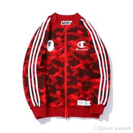 Venta al por mayor de Diseñador de lujo con capucha hombres mujeres abrigo deportivo de manga larga sudadera tops estilo de moda ropa M-XXL 4 Color 037