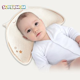 Hair Accessories Baby Accessories Baby Style Pillow Velvet Piggy Embroidery Neonatal Anti-deviation Pillow Moderate Price