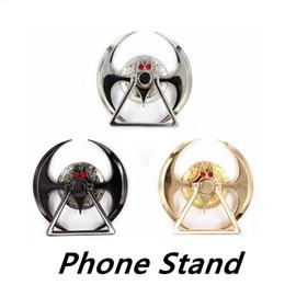 360 градусов металлический палец кольцо держатель смартфон мобильный телефон палец стенд держатель для iPhone 7 6 Samsung Tablet ручка непоседа Spinner