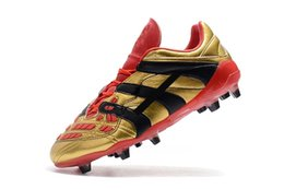 $enCountryForm.capitalKeyWord UK - Most Popular Best Quality Gold FG Football Boots Dream Back 98 Predator Accelerator Champagne FG IC Soccer Shoes Soccer Cleats Sports Shoes