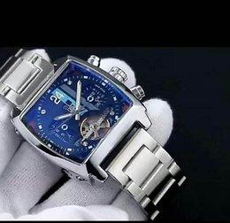 Großhandel Hochwertige Mann-Militäruhr Edelstahl beiläufige Armbanduhr Berühmte Marke mechanische automatische Uhr männliche Uhr C2