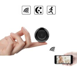 Discount wireless outdoor cameras for home - 4K Wifi Mini Camera Portable Wireless Nanny Cam with Night Vision & Motion Detection Security Cam for Home Office for iP