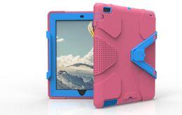$enCountryForm.capitalKeyWord Australia - Case For Apple iPad 2 3 4 A1458 A1459 A1460 Hybrid Heavy Duty Stand Case Rugged Silicon Armor Hard Shell Cover+Stylus Pen+FilM.