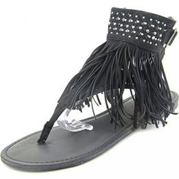 Black flat platform strap sandals fashion online shopping - 2018 Women Sandals Platform Open Toes Sandals Women Bohemian Flat Sandals zapatos mujer