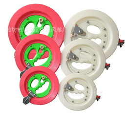 Line for kite online shopping - High Quality Fishing Reel For Big Fish Grip Hand Wheel Tool Kite String Line Tackles And Accessories fz Ww