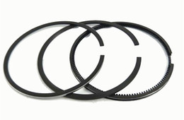 Piston set online shopping - Piston ring set for Chinese R176 Diesel engine water cooling