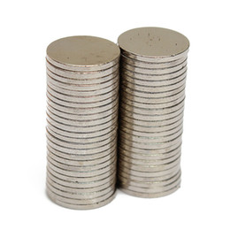 neodymium disc magnets NZ - 50pcs N50 10mm x 1mm Strong Disc Round Rare Earth Neodymium Magnets