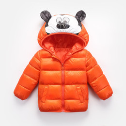 russian parka 2019 - 2018 new Children's Clothing toddler winter jackets for teenage girls russian coats boy jacket coat parka for boys