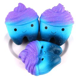 Cellphones & Telecommunications Squishy Kawaii 11.8cm Tooth Slow Rising Toys Slow Rising Cake Antistress Ball Funny Kawaii Food Squishy Scented Kids Girls Gift Mobile Phone Straps