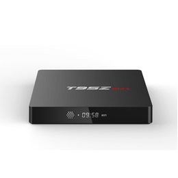 Android Tv Dual Band UK - T95Z Maxs 2GB 16GB Android 7.1 TV Box Amlogic S912 4K Smart Set Top Box Support 2.4G 5G Dual Band Wifi