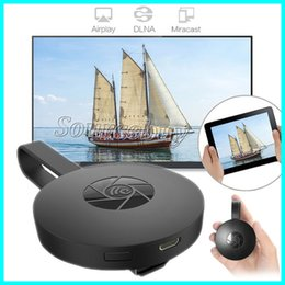 Mini tv android 4.4 online shopping - MiraScreen G2 MINI PC Android Media Player TV Stick Push Chrome cast Wifi Display Receiver Dongle Chrome DLNA Wireless Miracast Air play