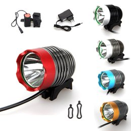 $enCountryForm.capitalKeyWord Australia - 3800Lumen XM-L T6 LED Bicycle Bike Light Flash Rechargeable Night Warning Cycling Lamp Headlight Headlamp Bycicle Accessories Y1892809