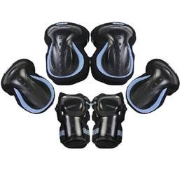 Discount wrist skate - Kid&Adult sports kneepad Skateboard Roller Skating Bicycle Knee Elbow Wrist Protective Guard breathable comfort skating