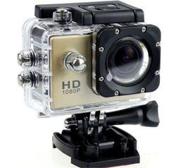 2017 NEW Waterproof 2.0 Inch LCD Screen SJ4000 style 1080P Full HD Camcorders Helmet Sport DV 30M Action Camera VS SJcam GO Pro on Sale